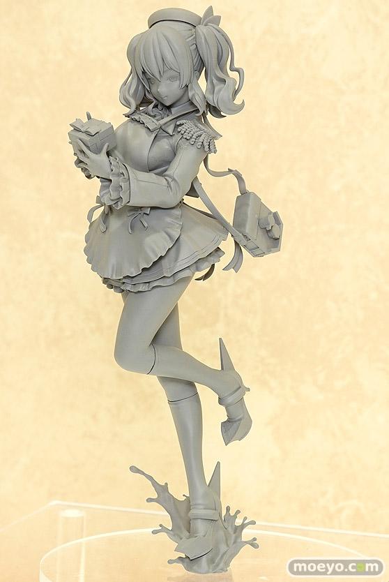 キューズQの艦隊これくしょん-艦これ- 鹿島 バレンタインmodeの新作フィギュア原型画像03