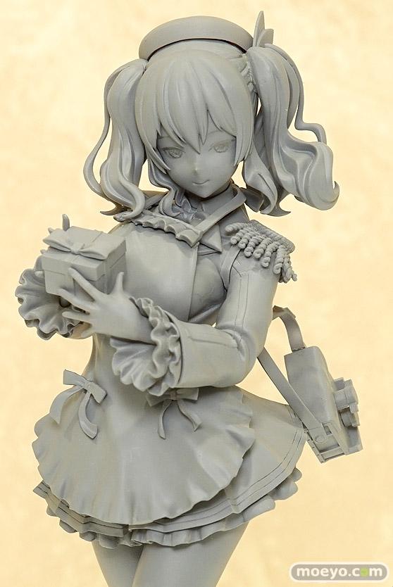 キューズQの艦隊これくしょん-艦これ- 鹿島 バレンタインmodeの新作フィギュア原型画像04