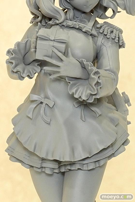 キューズQの艦隊これくしょん-艦これ- 鹿島 バレンタインmodeの新作フィギュア原型画像06