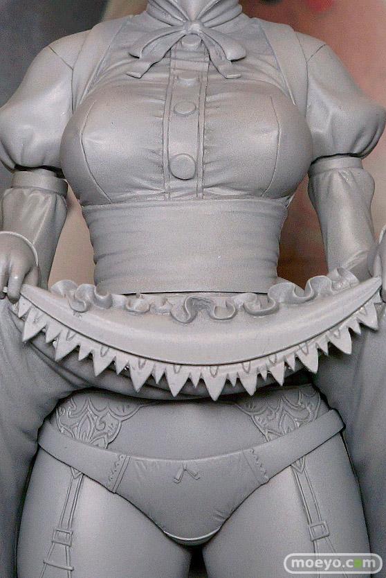 ダイキ工業の嫌な顔されながらおパンツを見せてもらいたい本 メイドの伊東ちとせさんの新作フィギュア原型画像05