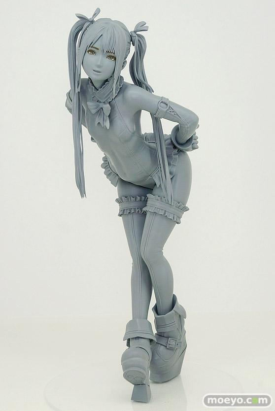 マックスファクトリーのDOA5LR マリー・ローズの新作フィギュア原型画像01