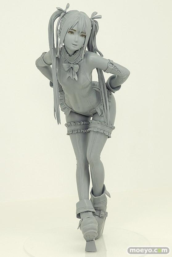 マックスファクトリーのDOA5LR マリー・ローズの新作フィギュア原型画像02