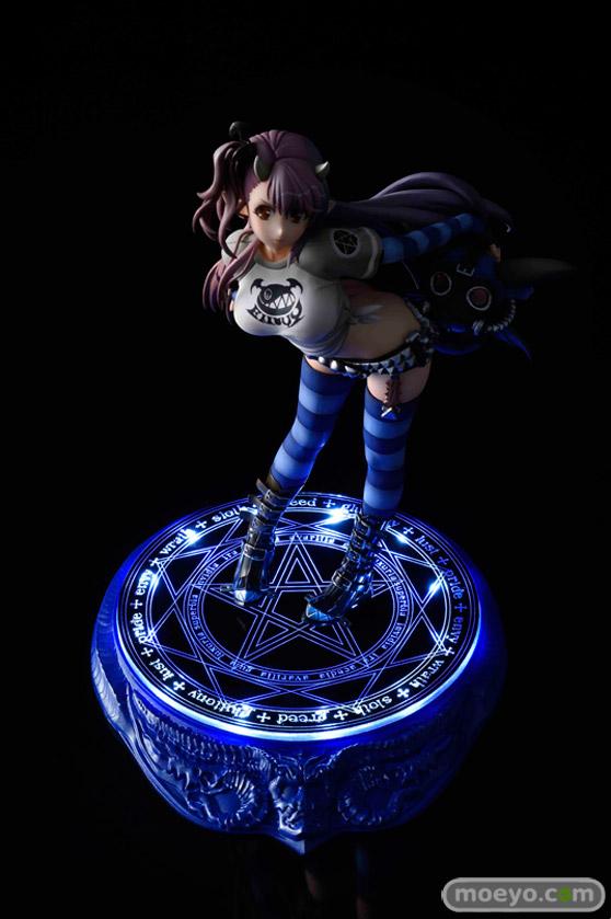 ホビージャパンの七つの大罪 新約・邪神像 レヴィアタンの新作フィギュア彩色サンプル画像09