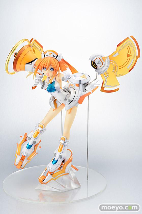 ホビージャパンの新次元ゲイム ネプテューヌVⅡ オレンジハートの新作フィギュア彩色サンプル画像01