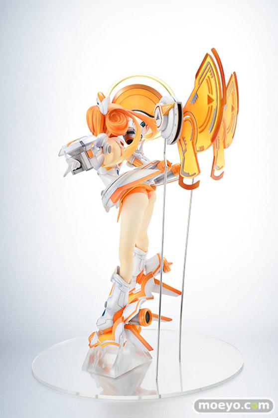 ホビージャパンの新次元ゲイム ネプテューヌVⅡ オレンジハートの新作フィギュア彩色サンプル画像04