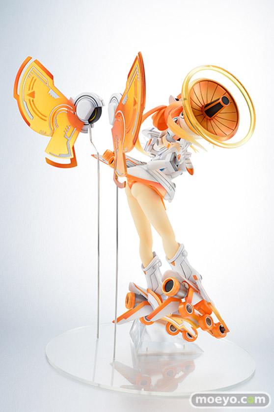 ホビージャパンの新次元ゲイム ネプテューヌVⅡ オレンジハートの新作フィギュア彩色サンプル画像05
