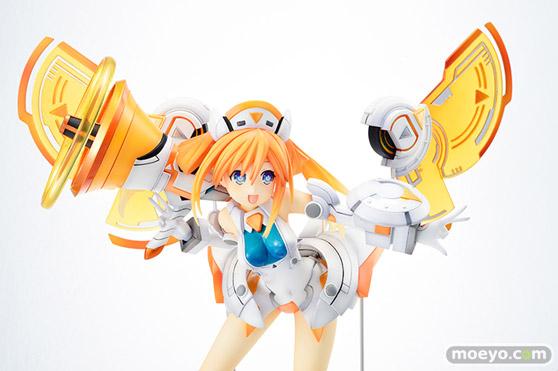 ホビージャパンの新次元ゲイム ネプテューヌVⅡ オレンジハートの新作フィギュア彩色サンプル画像11