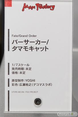 アニメジャパン2017のグッドスマイルカンパニーの新作スケールフィギュア展示の様子07
