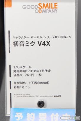アニメジャパン2017のグッドスマイルカンパニーの新作スケールフィギュア展示の様子17