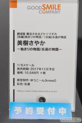 アニメジャパン2017のグッドスマイルカンパニーの新作スケールフィギュア展示の様子20
