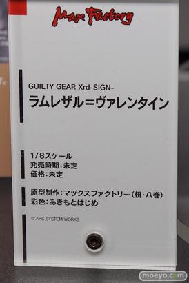 アニメジャパン2017のグッドスマイルカンパニーの新作スケールフィギュア展示の様子30