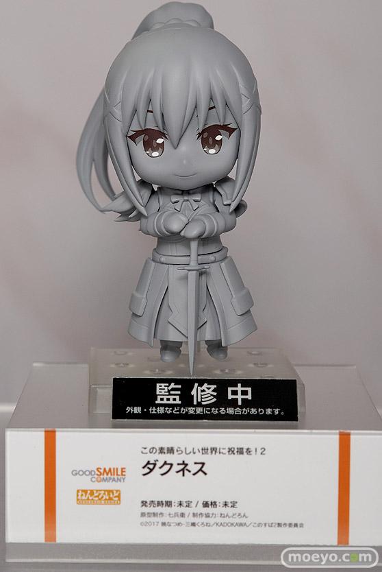 アニメジャパン2017のグッドスマイルカンパニーの新作ねんどろいど figma系フィギュア展示の様子03
