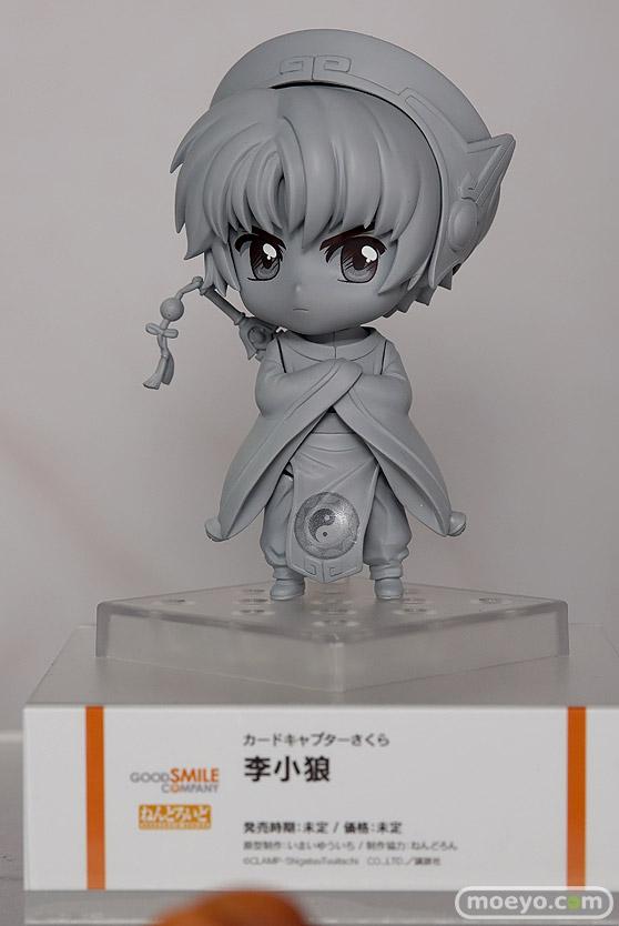アニメジャパン2017のグッドスマイルカンパニーの新作ねんどろいど figma系フィギュア展示の様子12