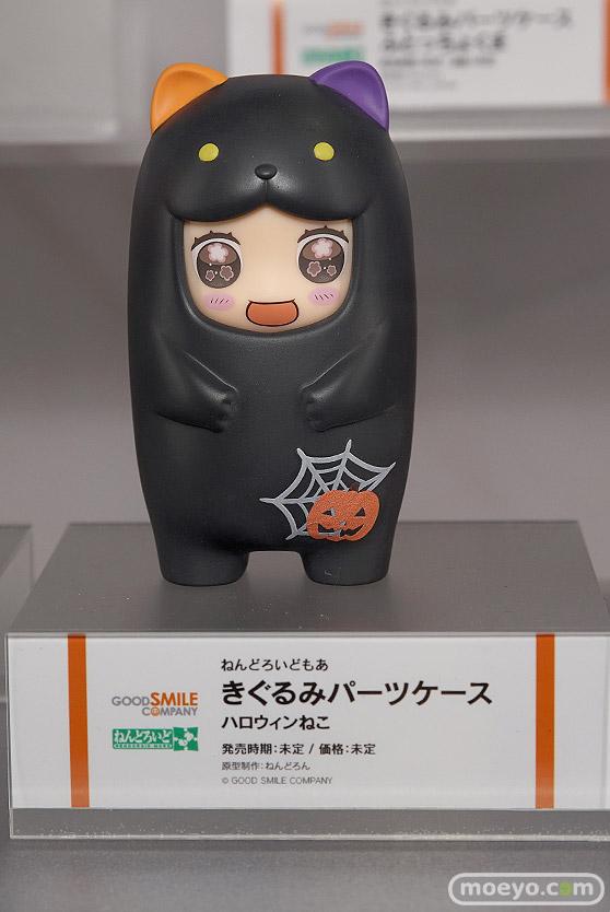 アニメジャパン2017のグッドスマイルカンパニーの新作ねんどろいど figma系フィギュア展示の様子15