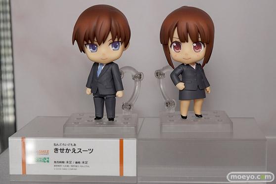 アニメジャパン2017のグッドスマイルカンパニーの新作ねんどろいど figma系フィギュア展示の様子18