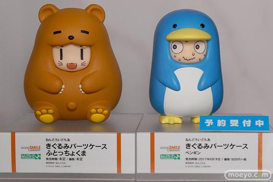アニメジャパン2017のグッドスマイルカンパニーの新作ねんどろいど figma系フィギュア展示の様子19