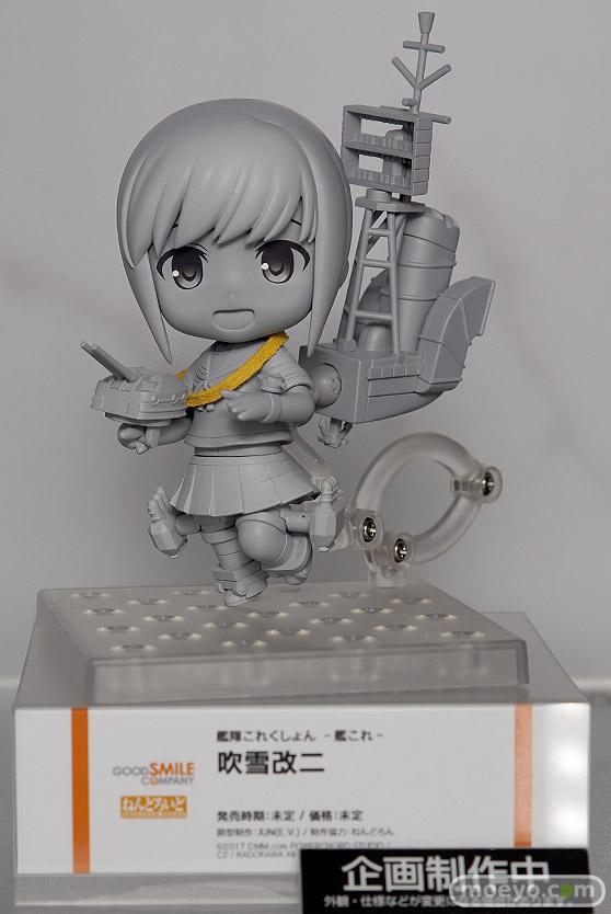 アニメジャパン2017のグッドスマイルカンパニーの新作ねんどろいど figma系フィギュア展示の様子25