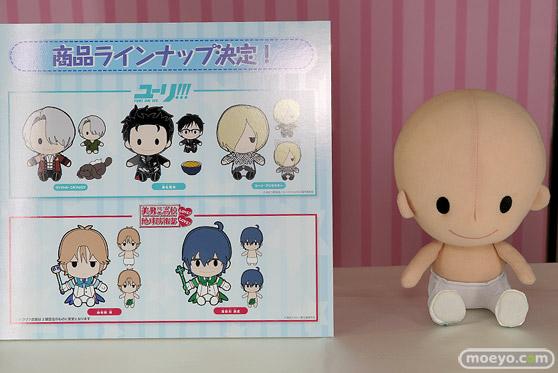 アニメジャパン2017のグッドスマイルカンパニーの新作ねんどろいど figma系フィギュア展示の様子31