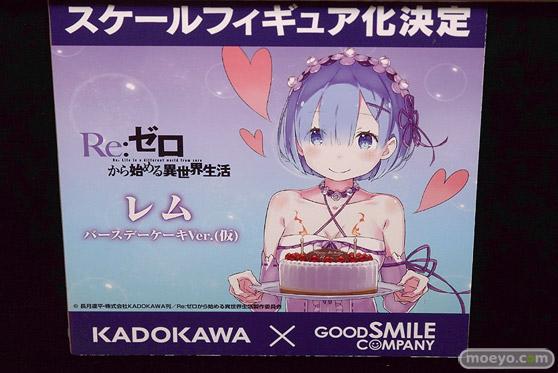 アニメジャパン2017のグッドスマイルカンパニーの新作ねんどろいど figma系フィギュア展示の様子45