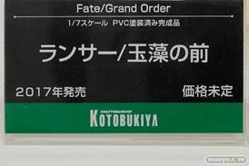 アニメジャパン2017のコトブキヤブース新作フィギュア展示の様子03