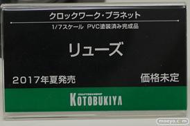アニメジャパン2017のコトブキヤブース新作フィギュア展示の様子23