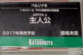 アニメジャパン2017のコトブキヤブース新作フィギュア展示の様子25