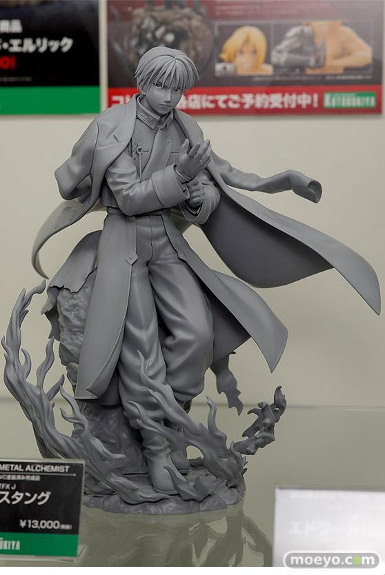 アニメジャパン2017のコトブキヤブース新作フィギュア展示の様子30