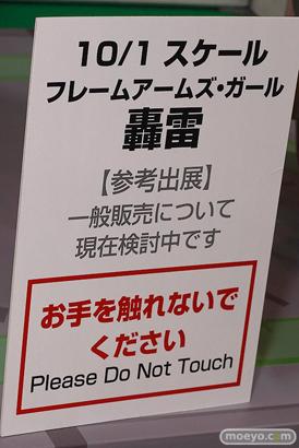 アニメジャパン2017のコトブキヤブース新作フィギュア展示の様子37