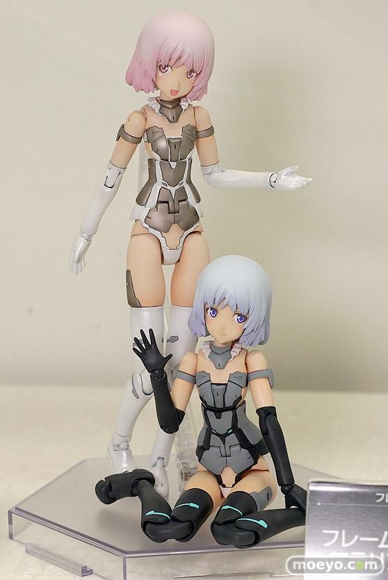 アニメジャパン2017のコトブキヤブース新作フィギュア展示の様子47