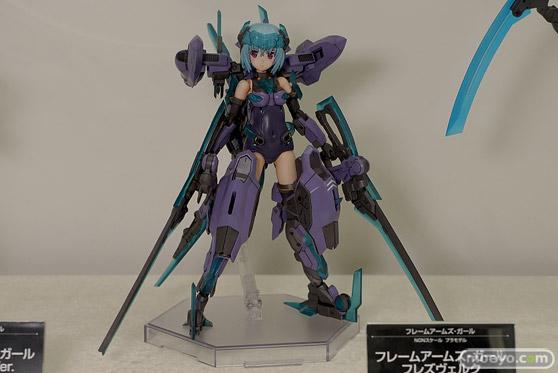 アニメジャパン2017のコトブキヤブース新作フィギュア展示の様子52
