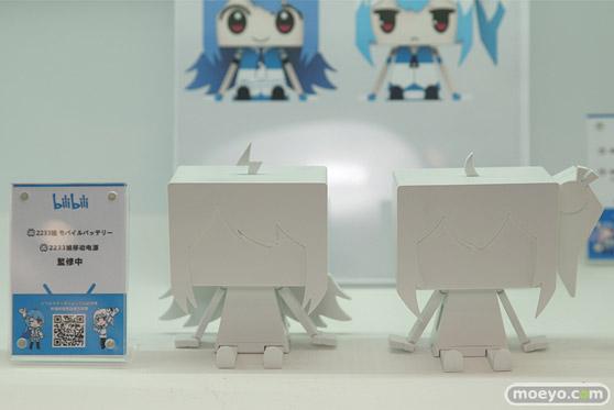 アニメジャパン2017のbilibili Production I.G アニプレックス ゴジラ・ストアAnimeJapan出張所 タツノコプロ ブース新作フィギュア展示の様子07