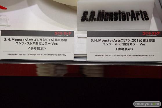 アニメジャパン2017のbilibili Production I.G アニプレックス ゴジラ・ストアAnimeJapan出張所 タツノコプロ ブース新作フィギュア展示の様子29