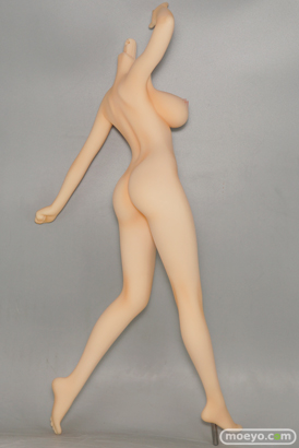 ダイキ工業のビーチガールセルフィ 玖渚美帆の新作エロフィギュア製品版キャストオフ画像34