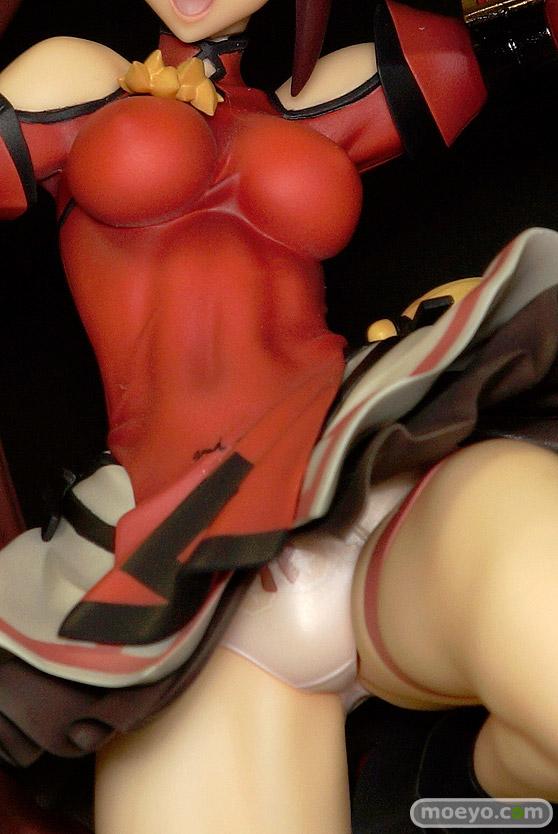 アクアマリンのGUILTY GEAR Xrd -REVELATOR- 蔵土縁紗夢の新作フィギュア彩色サンプル画像07