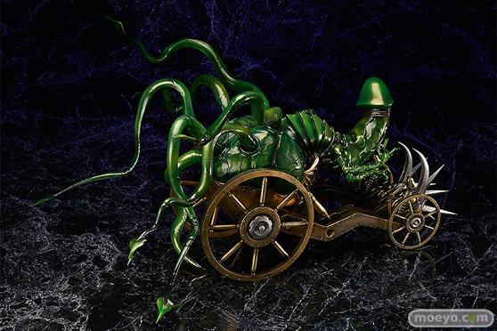 フリーイングの真・女神転生 魔王マーラの新作フィギュア彩色サンプル画像03