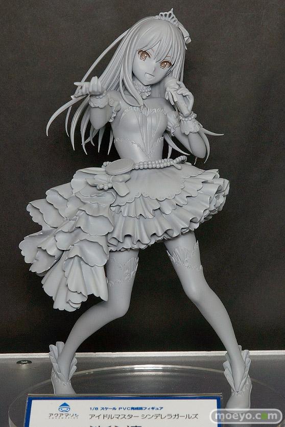 アクアマリンのアイドルマスター シンデレラガールズ 渋谷凛 -スターリースカイ・ブライト-の新作フィギュア原型画像01