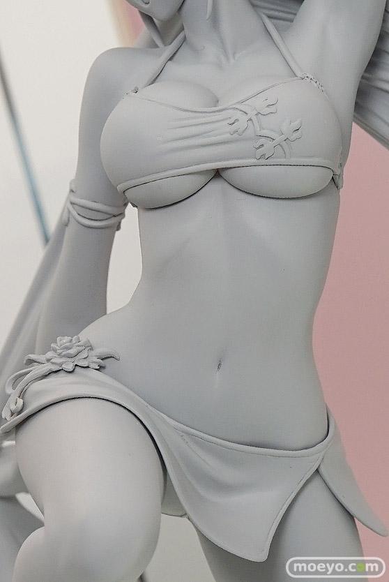 フレアのシャイニング・ビーチ・ヒロインズ パイロン -水着 ver.-(仮)の新作フィギュア原型画像07