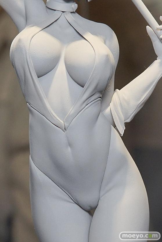 グランドトイズのキューティーハニーの新作フィギュア原型画像07