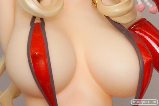 ネイティブの呉マサヒロ氏オリジナルキャラクター スリングショっ娘の新作フィギュア彩色サンプル画像08