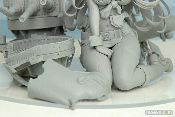 マックスファクトリーの艦隊これくしょん -艦これ- Iowa(アイオワ) 中破Ver.の新作フィギュア彩色サンプル画像09