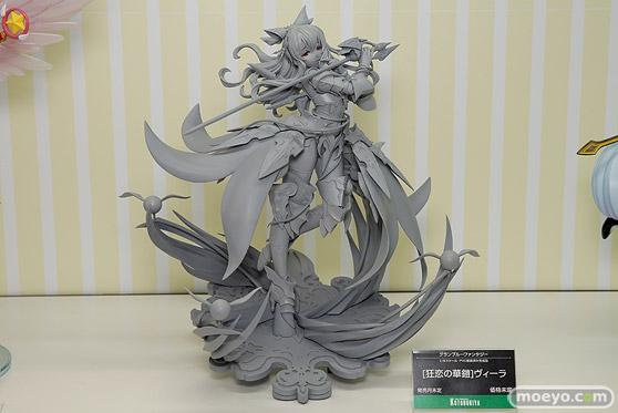 コトブキヤのグランブルーファンタジー [狂恋の華鎧]ヴィーラの新作フィギュア原型画像01