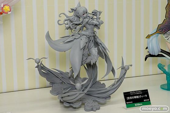 コトブキヤのグランブルーファンタジー [狂恋の華鎧]ヴィーラの新作フィギュア原型画像02