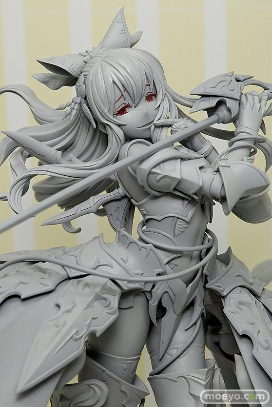 コトブキヤのグランブルーファンタジー [狂恋の華鎧]ヴィーラの新作フィギュア原型画像04