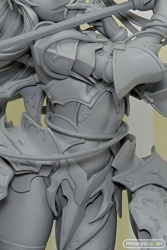 コトブキヤのグランブルーファンタジー [狂恋の華鎧]ヴィーラの新作フィギュア原型画像06