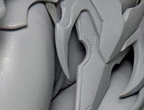 コトブキヤ新作フィギュア「グランブルーファンタジー [狂恋の華鎧]ヴィーラ」監修中原型が展示!【WF2017冬】