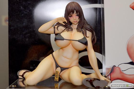 Q-sixの華漫 COVER GIRL 杏奈の新作フィギュア彩色サンプル画像01