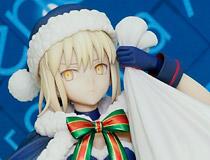 アルター新作フィギュア「Fate/Grand Order ライダー/アルトリア・ペンドラゴン[サンタオルタ]」予約開始!【WF2017冬】
