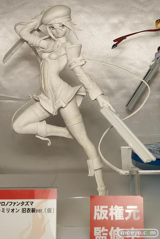 ヴェルテクスのブレイブルー クロノファンタズマ ノエル=ヴァーミリオン 旧衣装Ver.(仮)の新作フィギュア原型画像01