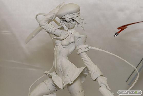 ヴェルテクスのブレイブルー クロノファンタズマ ノエル=ヴァーミリオン 旧衣装Ver.(仮)の新作フィギュア原型画像04