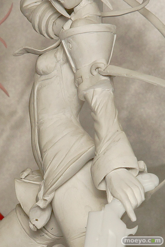 ヴェルテクスのブレイブルー クロノファンタズマ ノエル=ヴァーミリオン 旧衣装Ver.(仮)の新作フィギュア原型画像07